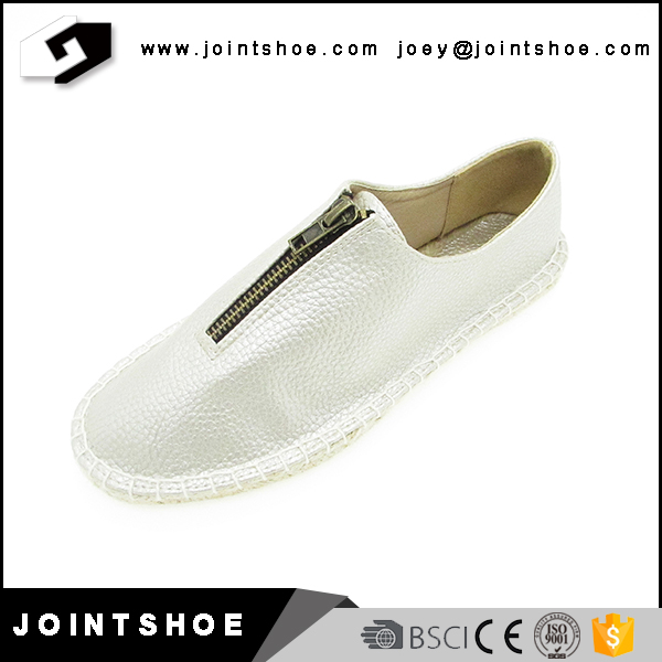 37db114f054 New design men loafers jute sole casual flat shoes with factory price