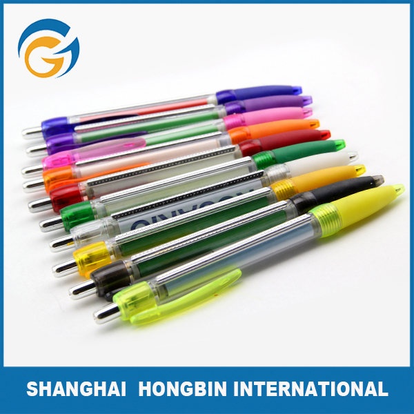 Colorful Promotional Cheap Banner Pens for School