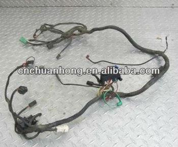 2000 arctic cat 500 4x4 auto atv main wiring harness buy. Black Bedroom Furniture Sets. Home Design Ideas