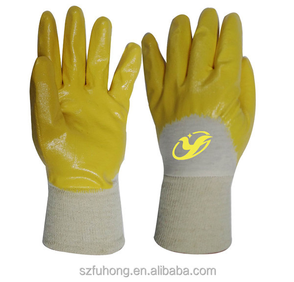 Colour Hand Gloves Rubber Work Gloves Malaysia