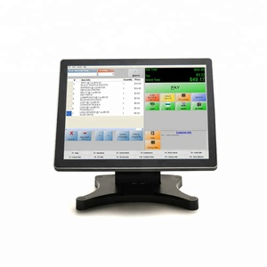 15 inch touch screen POS,pos machine price,bus ticket pos machine