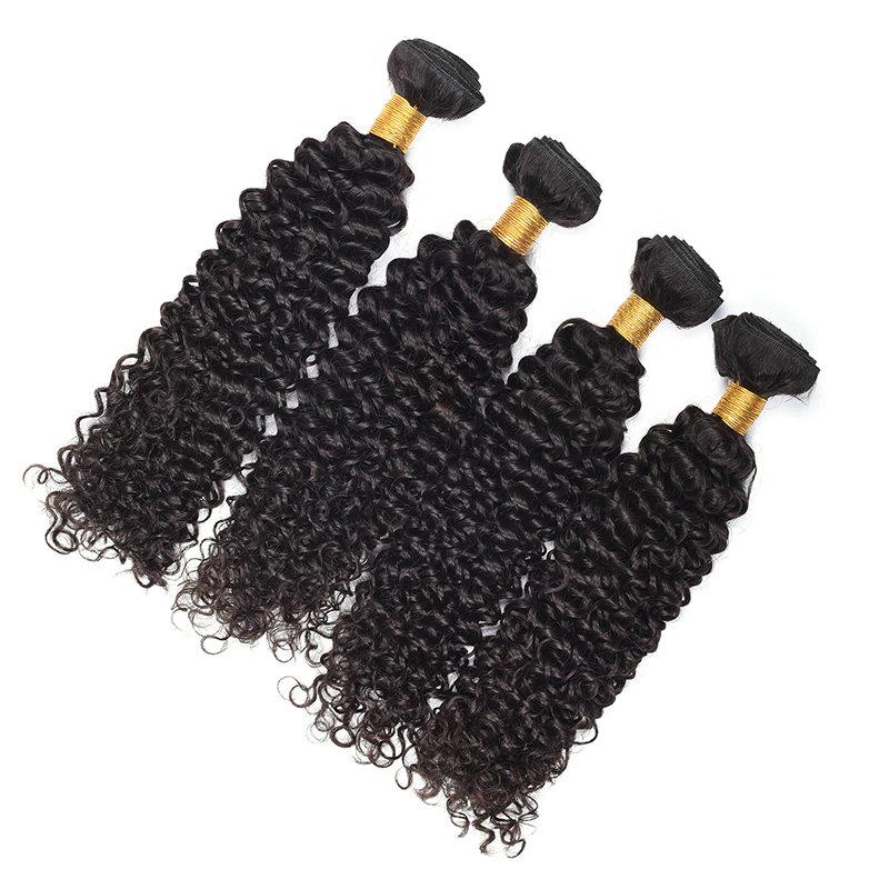 virgin brazilian cuticle aligned hair afro kinky curly hair Human Hair Grade 8A 28 inch, N/a