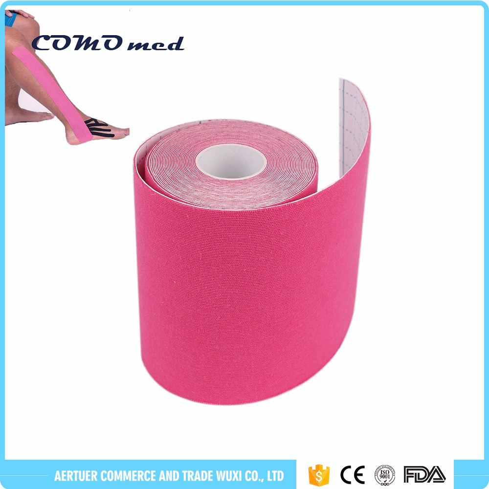 Non-woven Cohesive wrist/legs/arms/head/finger support printing Self-adhesive Elastic wrap bandage sports tapes