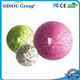 high quality glitter inflate fun bounce ball