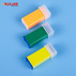 RuiJie Hot Sale Sterile disposable surgical safety blood lancet pen price with ce iso
