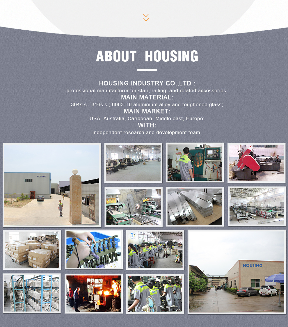Shenzhen HC Housing Industry Co., Ltd. - Railing,balustrade