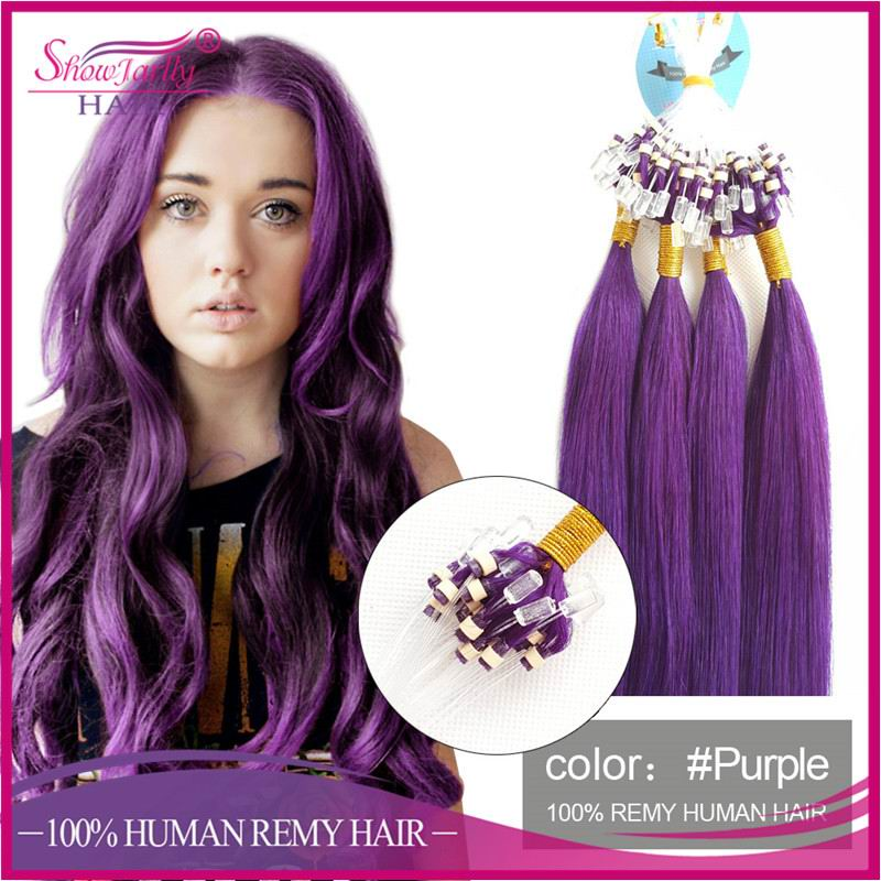 Purple micro beads hair extension purple micro beads hair purple micro beads hair extension purple micro beads hair extension suppliers and manufacturers at alibaba pmusecretfo Images