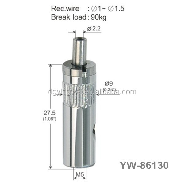 Suspension Light Fixture Metal Hardware
