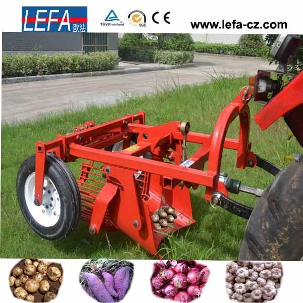 potato farming machine