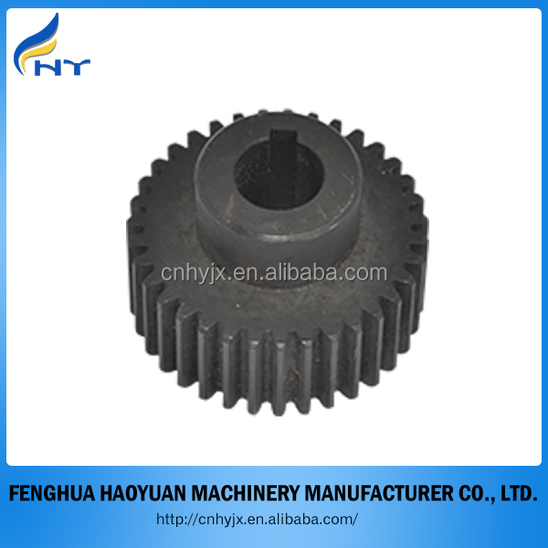 spur gear wheel abs gear for machine