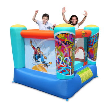 Happy Hop Inflatable Bouncer-9420N Fantastic Bouncer