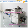304 food stainless steel commercial hot air gas ball popcorn maker with factory price