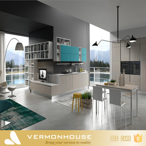 2018 Hangzhou Vermont Kitchen Interior Design With Affordable Price
