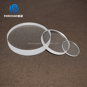 Heat Resistant Safety High Transparency Borosilicate Sight Glass