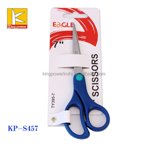 "7"" children scissors Student kids handcraft scissors"