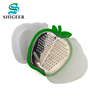 Hot Sale Multifunctional Plastic Stainless Steel Green Colour Apple Type Seal Box Vegetable Grater