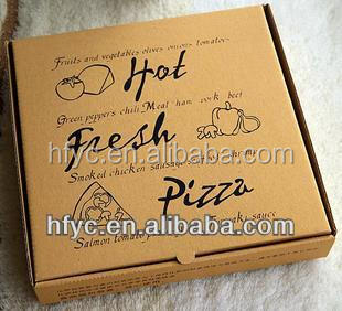 custom printed pizza boxes with logo
