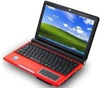 10.2 inch laptop Intel 1.8Ghz Netbook