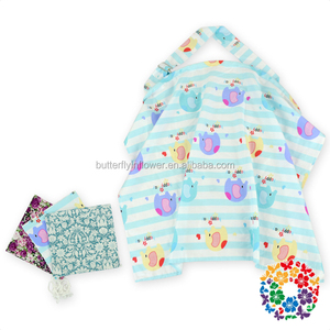 Hot Sell Flower Nursing Cover New Design Baby Nursing Cover Breast Feeding Cover