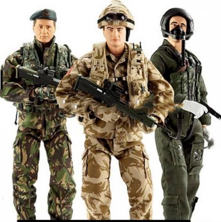 stellt militär spielzeug plastik soldaten kinder armee männer zahlen 12