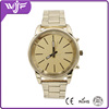 OEM/ODM good quality gold plating metal watch ,alloy men's watch
