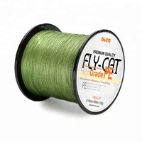 300yards multicolor X8 PE braided fishing line
