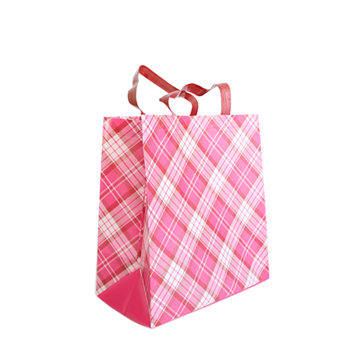 Xuzhou Wholesale Custom OEM Promotional Cheap Eco Friendly Folding Reusable Non Woven Shopping Bag Foldable Bags Manufacturer