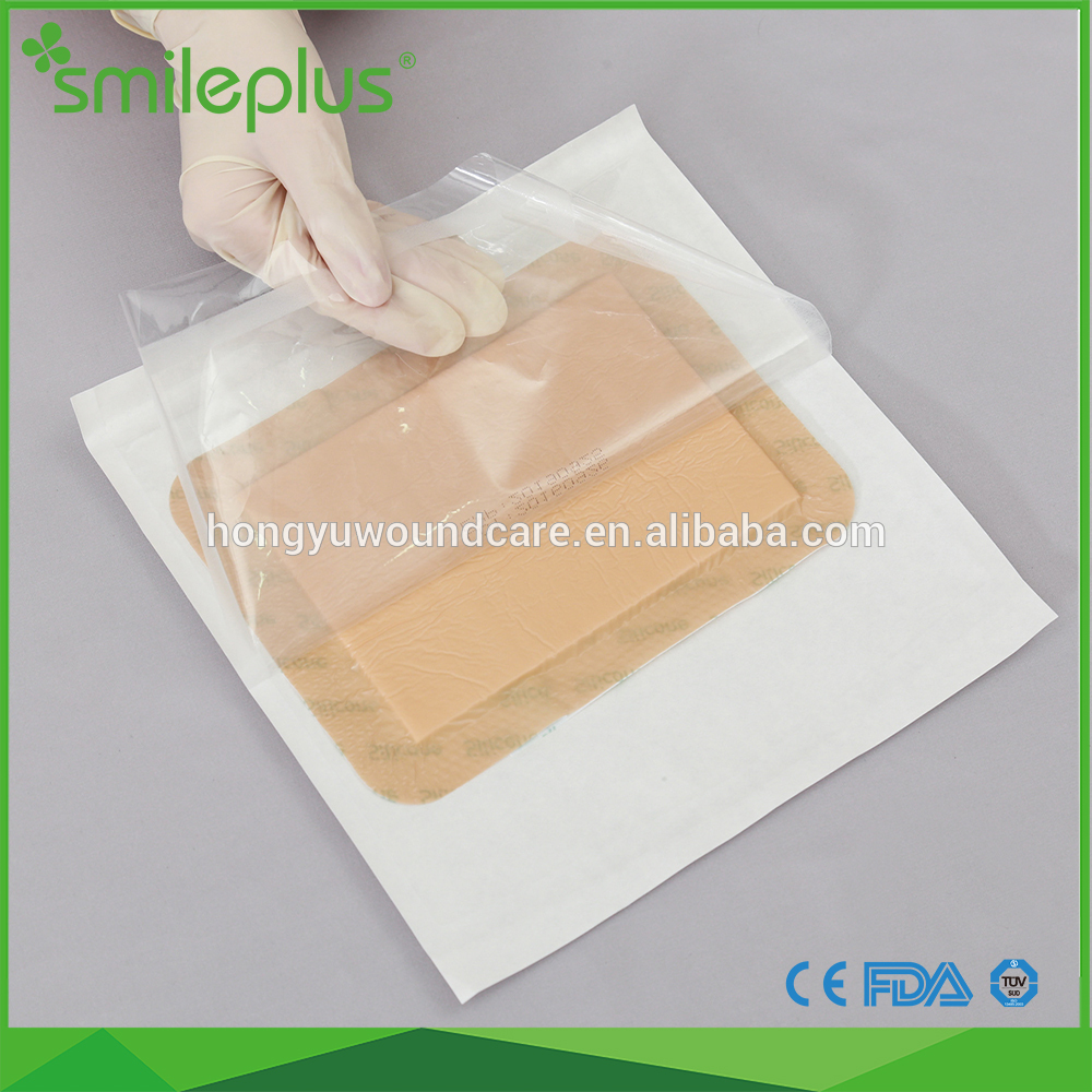 China Supplier mepilex foam dressing