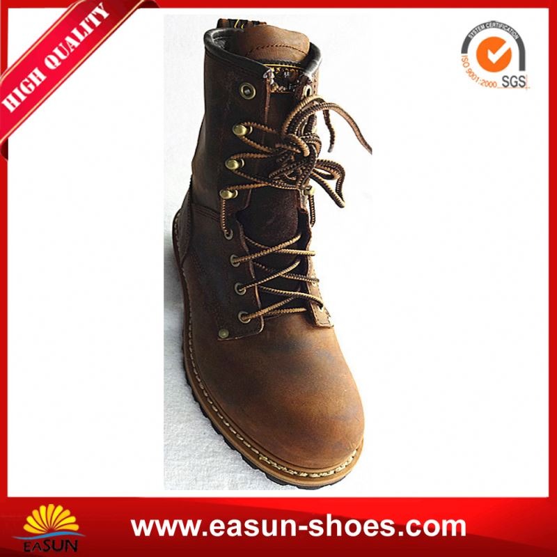 Rubber logger boots safety logger boots factory wholesaler logger boots