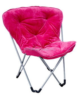 Promotional Folding Padded Butterfly Chair