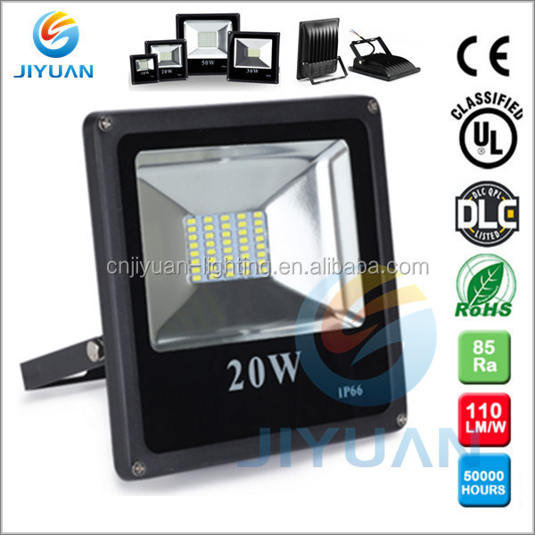 New Design 20W~200W IP65 LED Flood Light for Road Crossing