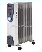 From 5 fins to 13 fins CE/GS/EMC Approval Electric Oil Radiator