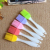 BBQ / Grill Basting Brush - Handle With Silicone Bristles - silicone BBQ brush