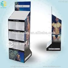 HIC bedclothes display stand, hat display retail shelf