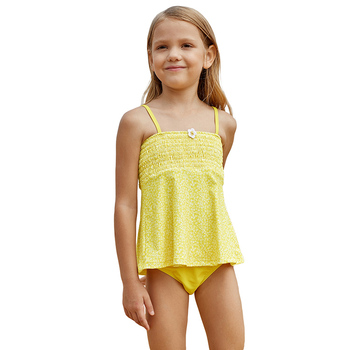 Trade Assurance Wholesale Children Sportswear Swimsuit Beachwear One Piece Baby Girls Swimwear Tankini