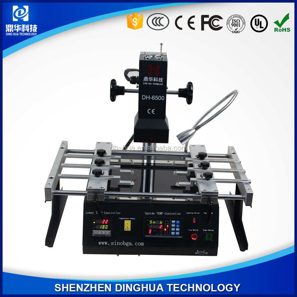 DINGHUA DH-A01R infrared bga chip removal equipment/ station/ machine/ tool
