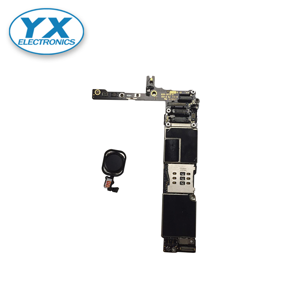 Factory price for iphone 6 plus logic board,for iphone 6 plus motherboard unlocked,motherboard for iphone 6 plus unlocked