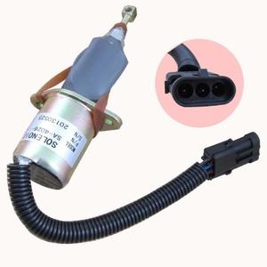 Seayond 12v Diesel Fuel Shut Off Solenoid SA-4026 12V For Diesel Engine  Solenoid