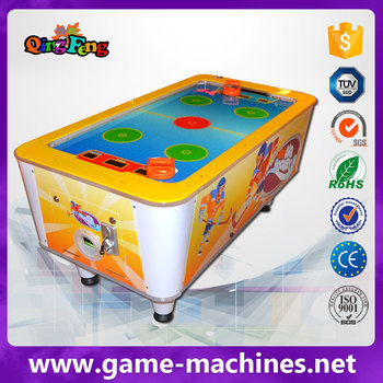 Mini Air Hockey Table Kids Game Machine Tournament Choice Air Hockey Table