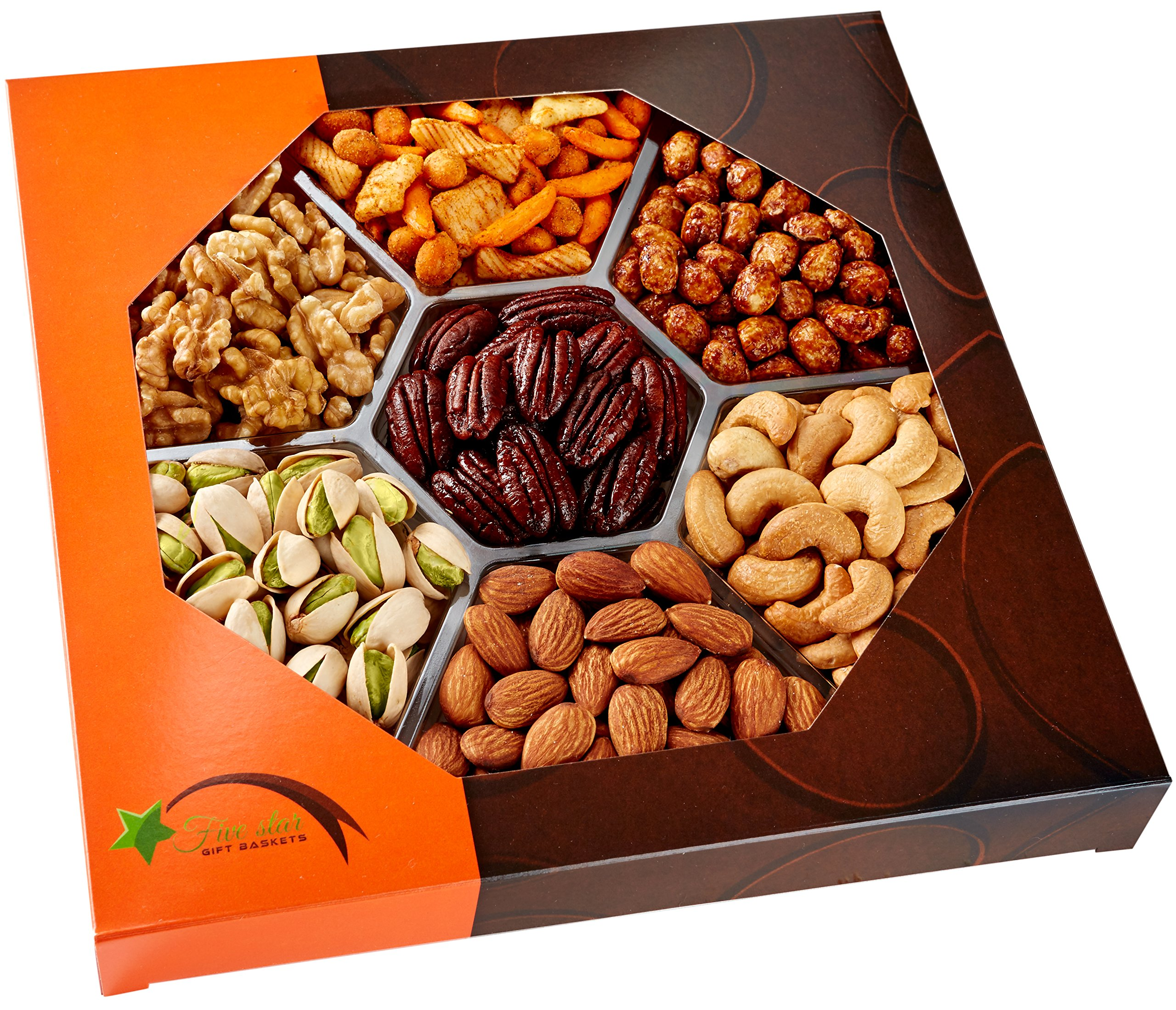 DELICIOUS Nuts Gift Basket