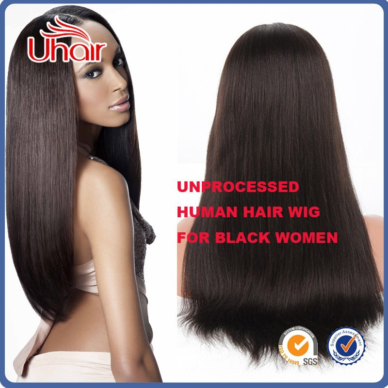34 inch indian hair full lace wig 100 human hair wigs for african americans made in america wigs