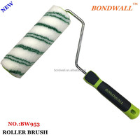 100% acrylic paint roller brush