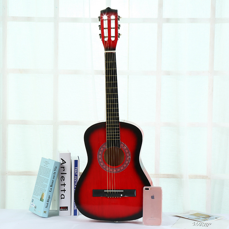 Factory wholesale New Cheap price acoustic guitar for beginners