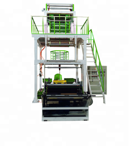 Plastic ABA Film Blowing Machine