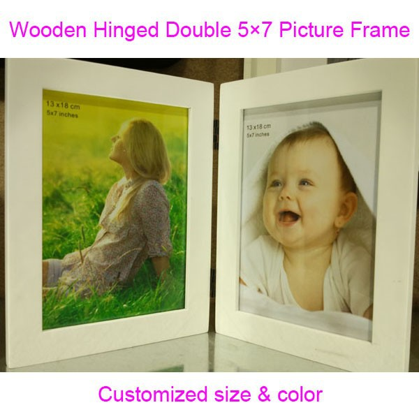 double 5x7 picture frames double 5x7 picture frames suppliers and manufacturers at alibabacom - Double 5x7 Frame