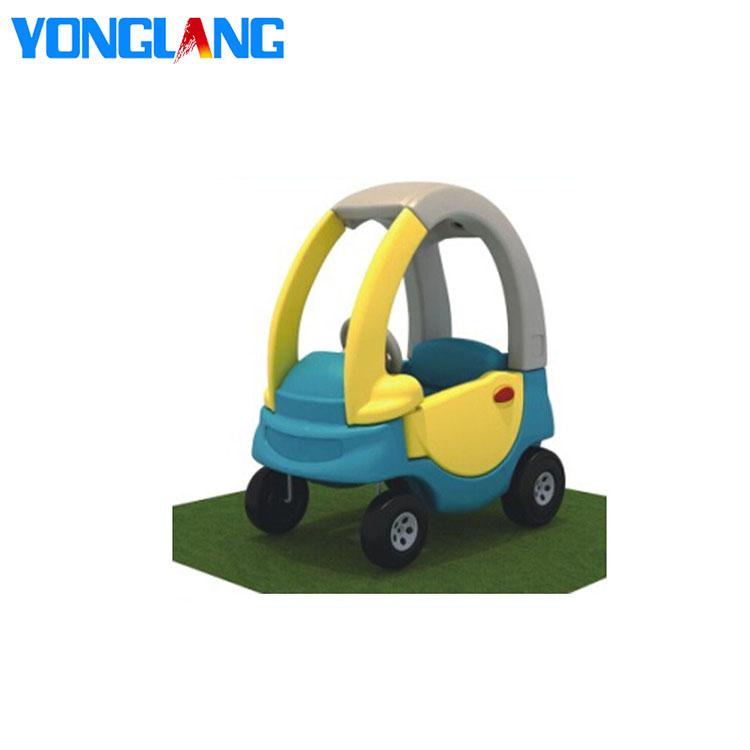 Kind game plastic kinderen rit op auto outdoor speeltuin