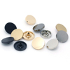 // hot sale plated shank metal buttons for shirt // small size brass metal shank button // BK-BUT598