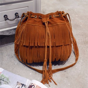 Leisure Leather Lady Bags Women Handbags Shoulder Latest College Girls Shoulder Bags