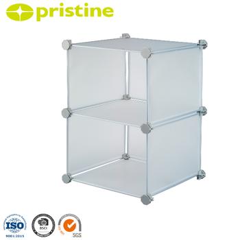 High Quality Unit Shoe Cube Storage Shoe Organizer Closet