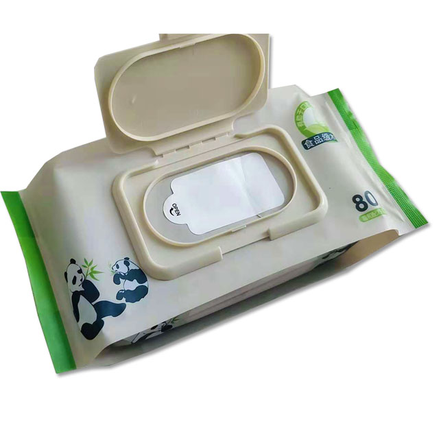 bamboo wet wipes replace as paper tissue